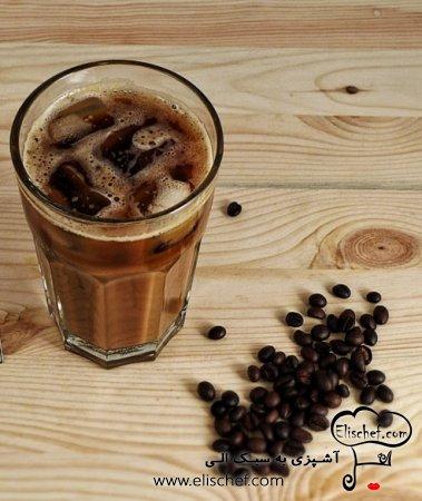 قهوه تابستانی